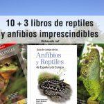 libros de reptiles y anfibios