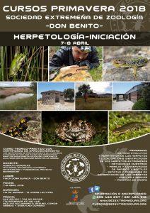 curso herpetologia bicheando