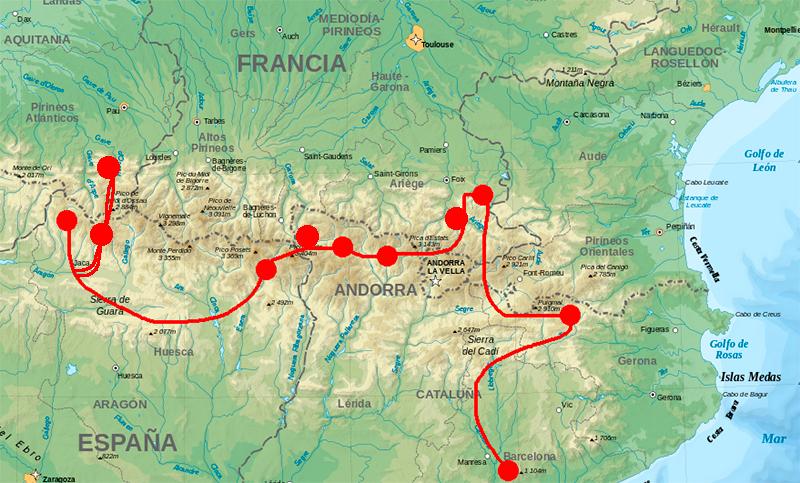 herp trip pyrenees