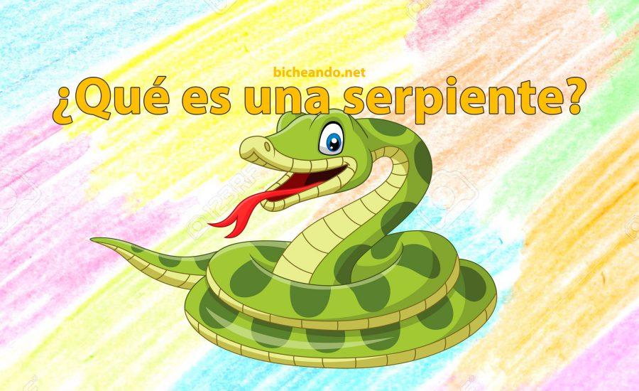 que es una serpiente